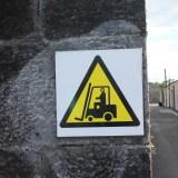 Signe danger Irlandais