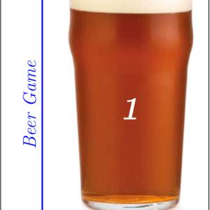 Carte du Jeu de la bière
