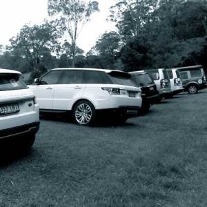 Land Rover 4wd courses in Brisbane and Sunshine Coast