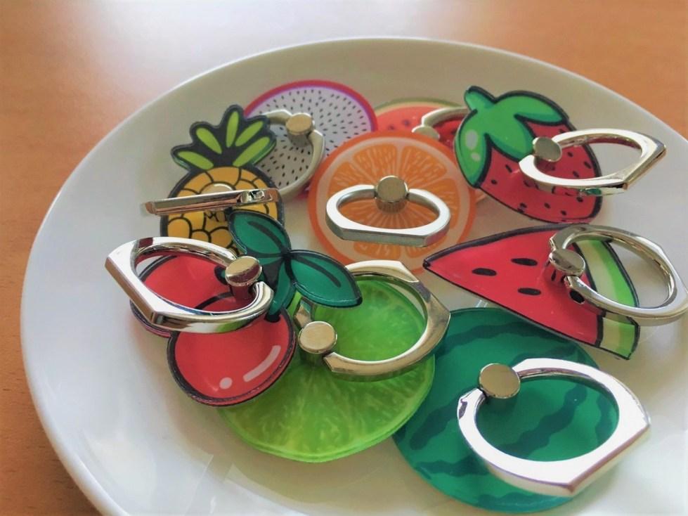 壓克力,客製化手機指環扣,集比客製化商品