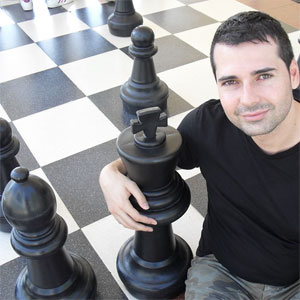 Gustavo Martínez Serrano