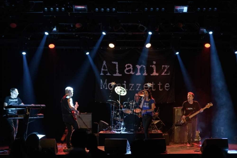 Alanis Morissette Tribute - Alaniz Morizzette DW 7
