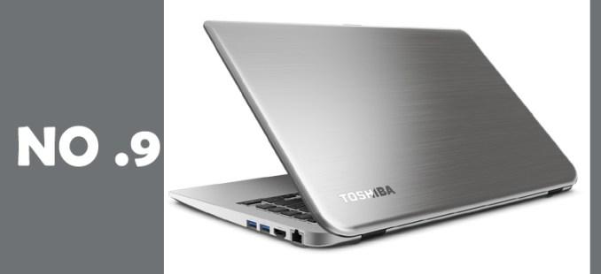 Laptop Brands No.9 Toshiba