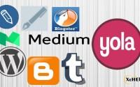 List of Top Fee Best Blog Sites