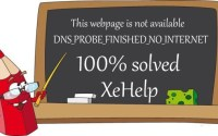 Error DNS Probe Finished No Internet