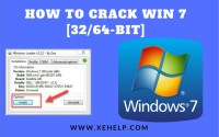 How To Crack Win 7 [3264-bit]