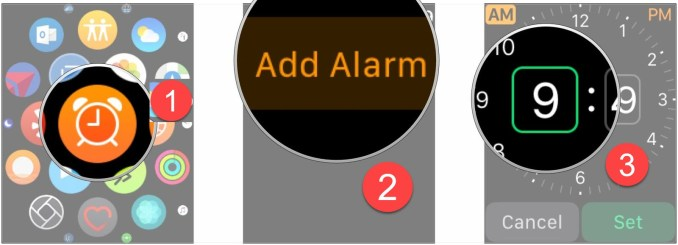 Apple Watch Alarm