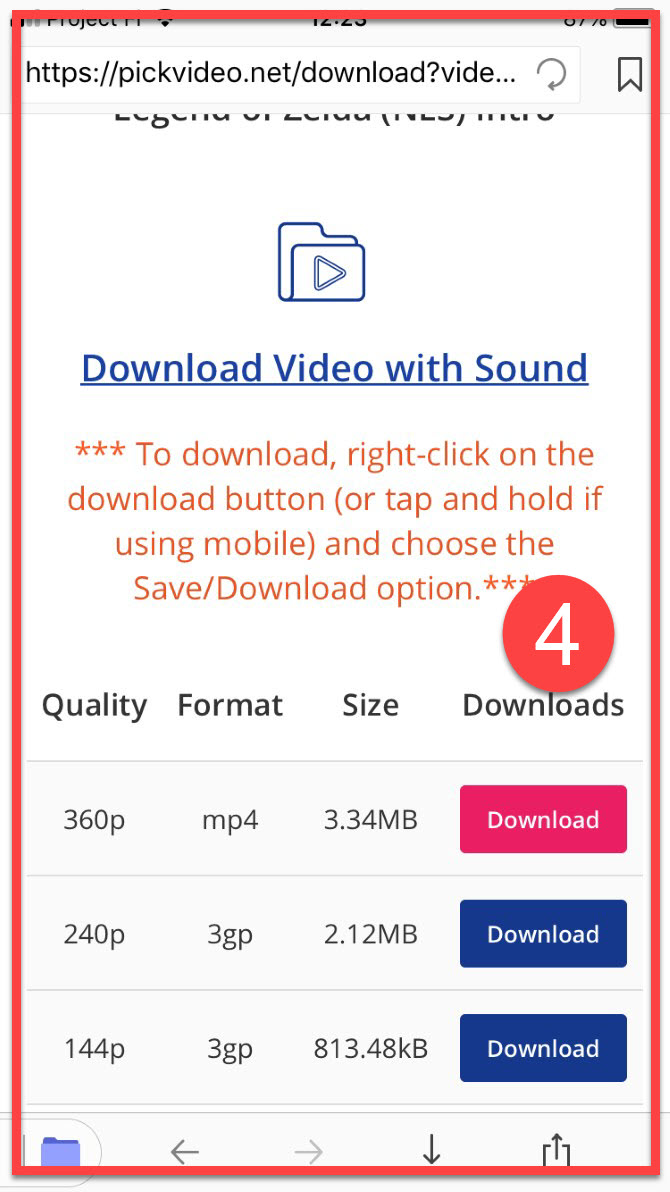 How To Download Youtube Videos On iPhone free download (2)