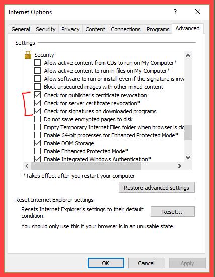 Solution 4- Server recall