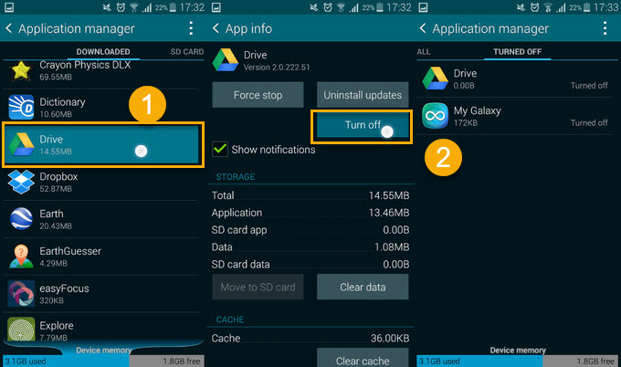 How To Uninstall Apps On Android