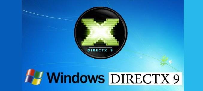 directx 9 windows 10 download 64 bit
