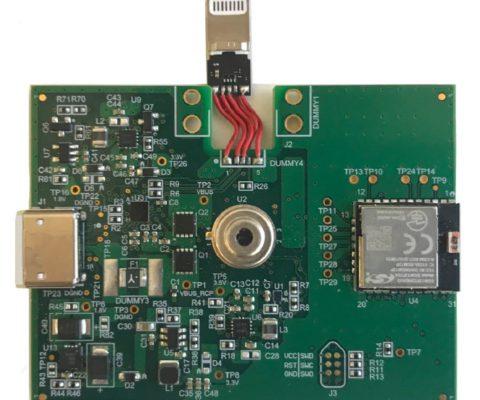 Thermal Sensing Board for iOS