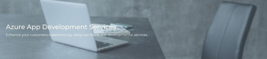 Azure App Development