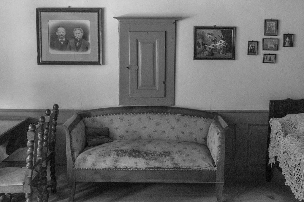 Wohnzimmer annodazumal