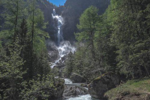 Engstligenfälle: Die zweithöchsten Wasserfälle der Schweiz