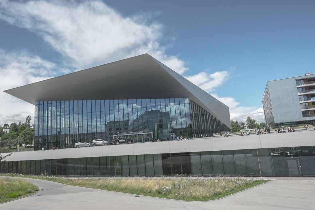 Swiss Tech Convention Center Lausanne