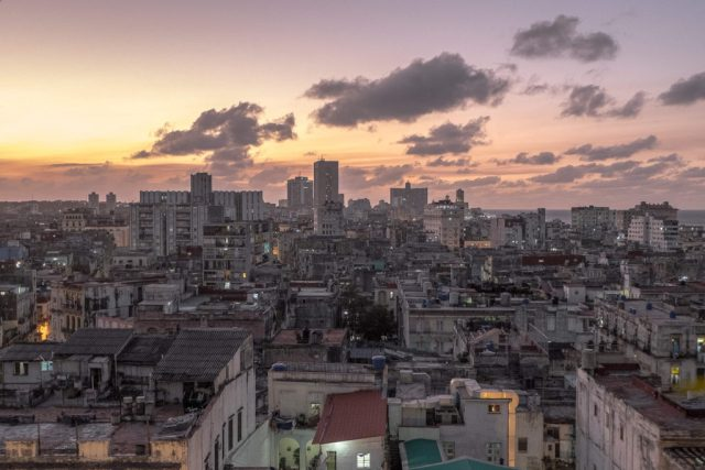 Havanna Skyline