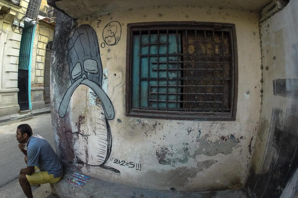 Street-Art Kuba 2