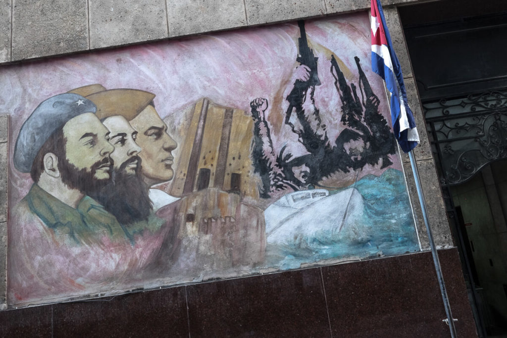 Streetart in Kuba – Kunst oder Politik?