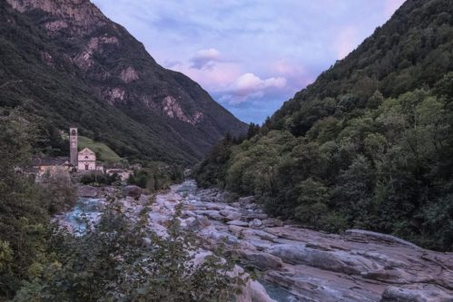 Valle Verzasca: das Tessin in seiner vollen Pracht