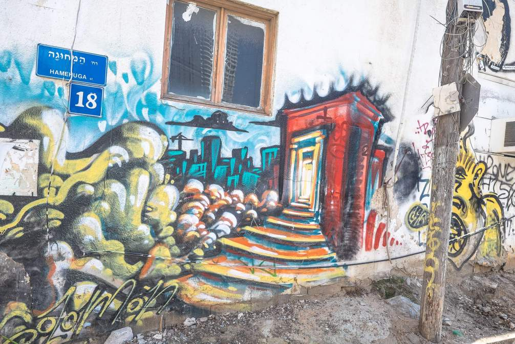 Street Art Tel-Aviv
