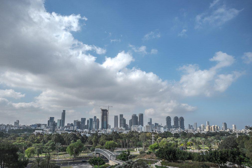 5 trendige Fotospots in Tel Aviv