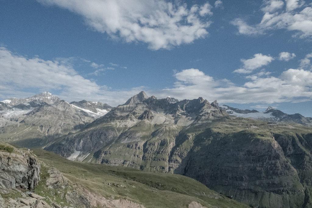 Gondelfahrt Richtung Kleines Matterhorn