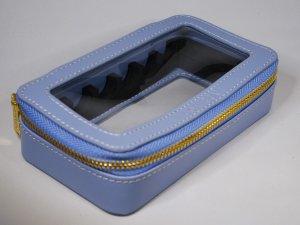 Petite pochette zippée pour 6 roll ons avec logo doTERRA®