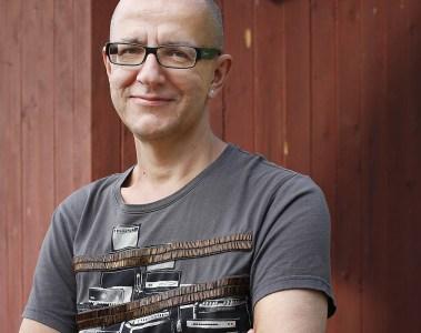 Portrait of Juhani Nuovala by Maarit Kytöharju