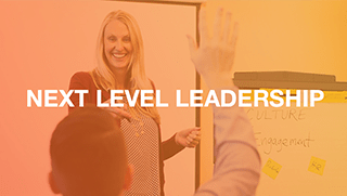 Next Level Leadership web-based course