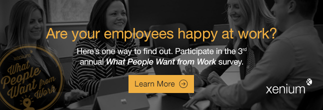 Sign up for the what people want from work survey