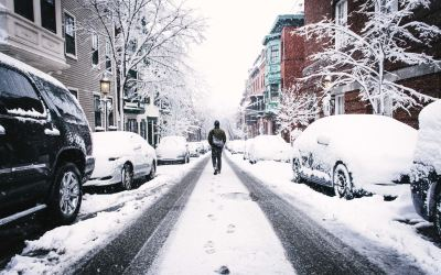 The Life of a Payroll Employee: Reflecting on 2008's Snowmageddon