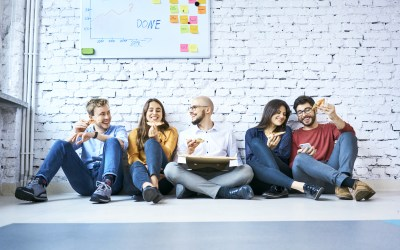 Designing a More Human Workplace