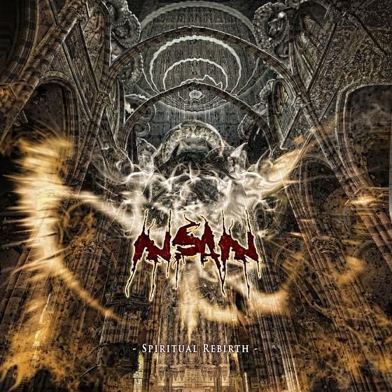"INSAIN ""Spiritual Rebirth"" [TOX008]"