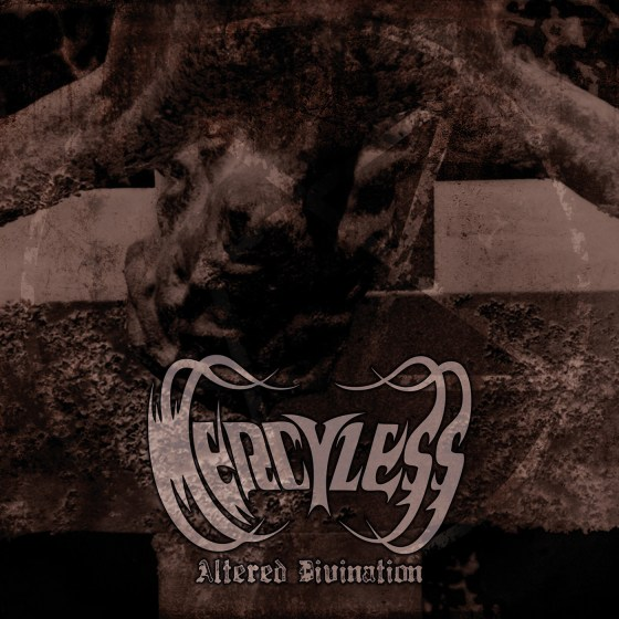 "MERCYLESS ""Altered Divination"" [artwork]"