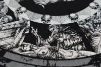 """DEHUMAN """"Graveyard of Eden"""" T-SHIRT"""