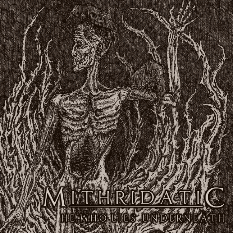 "MITHRIDATIC ""He Who Lies Underneath"" [XKR012]"