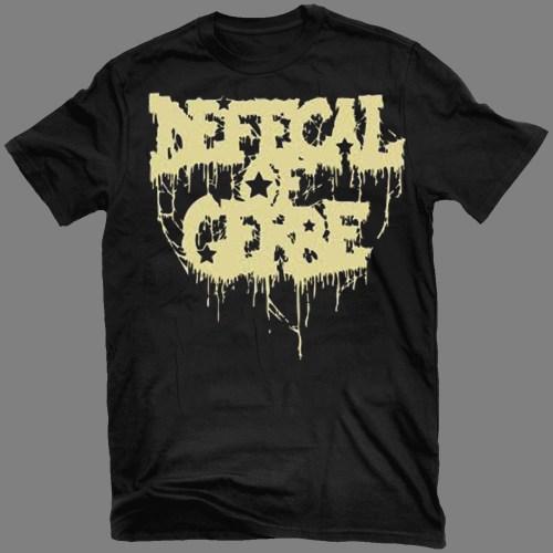"DEFECAL OF GERBE ""Logo"" T-SHIRT (male)"