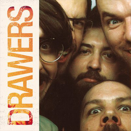 "DRAWERS ""s/t"" Digi-CD"