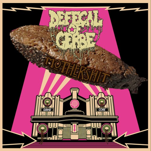"DEFECAL OF GERBE ""Mothershit"""