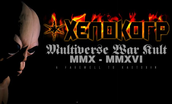"XENOKORP ""Multiverse War Kult I"""