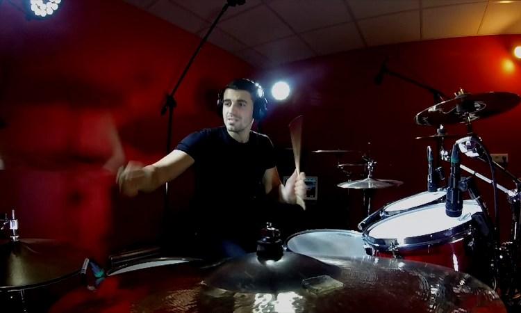 """OTARGOS reveal new drummer through ripping """"Dominatrix"""" drumcam"""