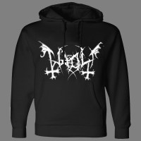 """WE ALL DIE (Laughing) """"The True WAD(L)"""" HOODED SWEAT SHIRT"""