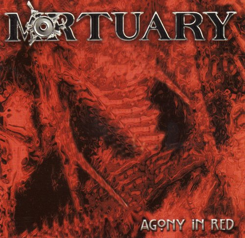 """MORTUARY """"Agony in Red"""" DIGITAL"""