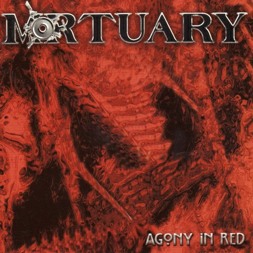 "MORTUARY ""Agony in Red"" DIGITAL"