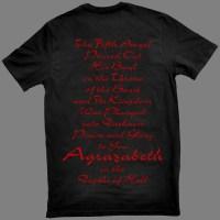 "MERCYLESS ""Coloured Funeral"" T-SHIRT"