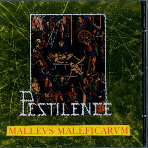 "PESTILENCE ""Mallevs Maleficarvm"""