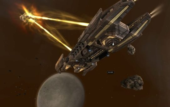 Today's adventures in Eve Online