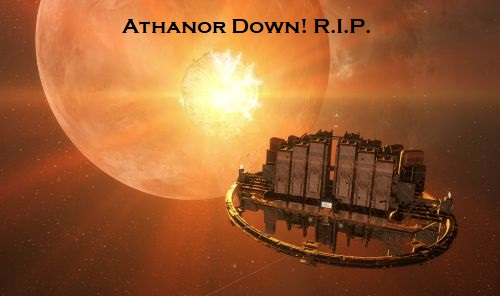 Athanor Down!