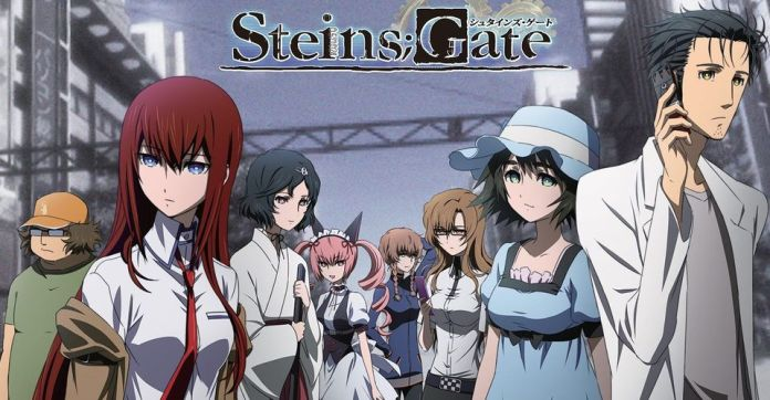 Gamers Discussion Hub SteinsGate-2011-8.8 The Best Anime of Every Year (2010 to 2019)